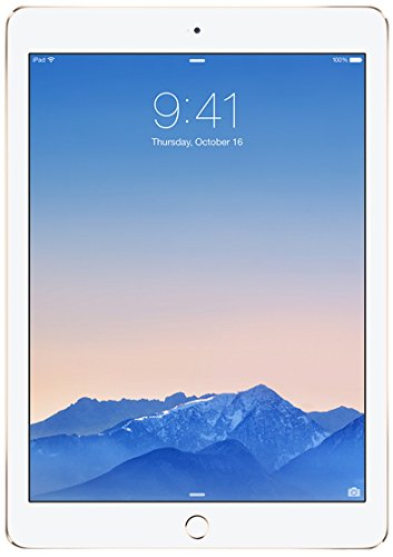 Apple iPad AIR 2 WI-FI + CELL 16GB Tablet Computer, colore: Oro