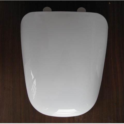 Topseh reinen Pp Rohstoff verdickte Trapez WC Deckel/quadratischen Sockel Abdeckplatte/U Sitzbezug spezielle Form WC Deckel, Downloadsimple Moderne komfortable Entkeimung Home wc Gemeinsame