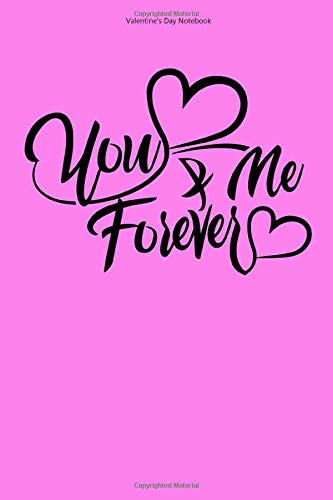 Valentine's Day Notebook: 100 Pages | Graph Paper Grid Interior | Boyfriend Valentine Couple Cute Girlfriend Sweet Gift Idea Date