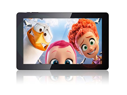 "10.6"" Fusion5 108 FHD Octa Core Android Tablet PC - 2GB RAM - 16GB Storage - Now in Android 6.0 Marshmallow - Bluetooth 4.0 - 1920*1080 FHD IPS Screen - 7200mAh battery - 2MP front and 5MP rear camera, AutoFocus - Supports OTA Updates (Full HD)"