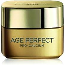 L'Oréal Paris Age Perfect Pro-Calcium Crema Día, 1er Pack (1 x 50 ml)