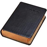Páginas retro Diario cuaderno del diario en blanco de cuero suave de la cubierta Sketchbook Oro L 360sheets Tamaño forrado 1pc