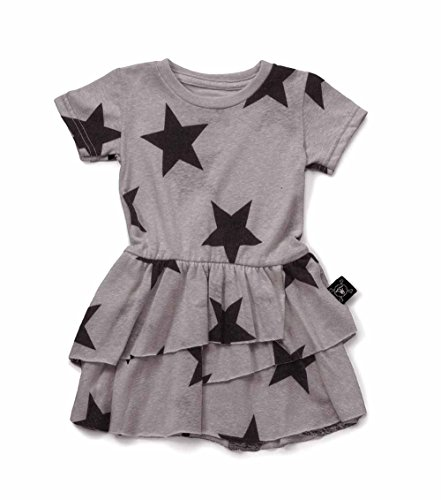 nununu Kleid Sterne star dress Gr. 8-9 Y ( 128-134)