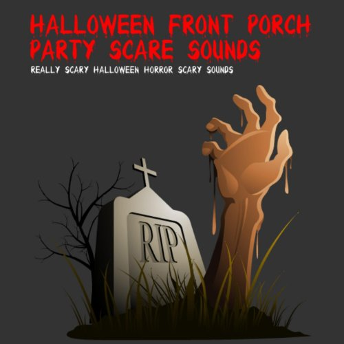 (Halloween Front Porch Party Scare Effects 4)