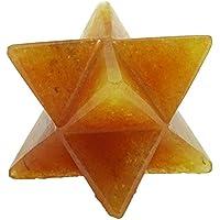 HARMONIZE HarmonizeKarneol 8 Punkt-Stern Merkaba Heilige Chakra Balancing Reiki Kristall preisvergleich bei billige-tabletten.eu