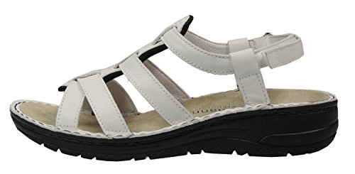 Berkemann Verina 03105 femmes Sandale Blanc
