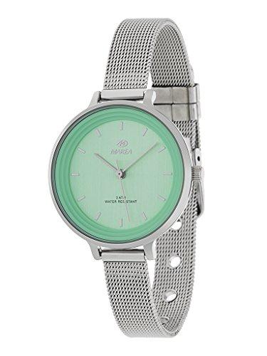 Reloj Marea Mujer B41198/4 Esterilla Verde