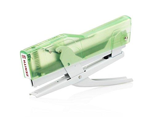 ZENITH 590 FUN cucitrice a pinza colore Verde/trasparente