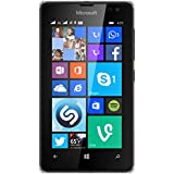 Microsoft A00023760 - Smartphone (1 GB de RAM, 8 GB de memoria interna, WiFi, Dual SIM, Windows 8.1) color negro