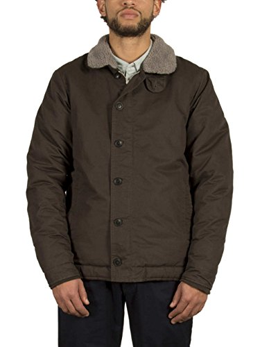 Volcom Delmut Jacket -Fall 2017- Military Stealth