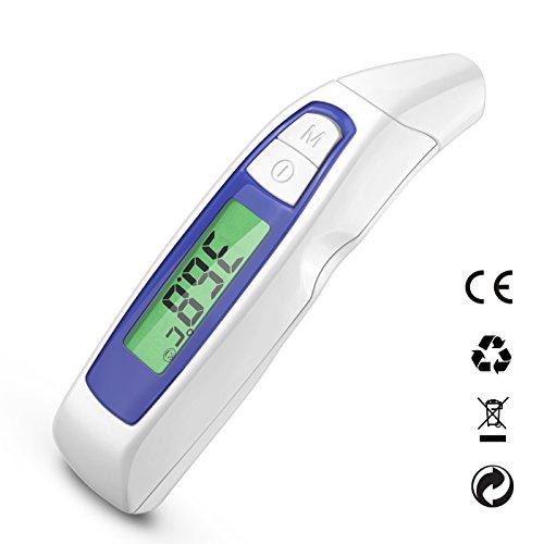 Magichome Infrarot Fieberthermometer Baby Stirn Thermometer Kinder Ohr mit CE und FDA Zertifiziert