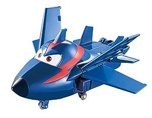 Super Wings- EU720023 Transform-a-Bots Agent Chace