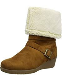 f93dbe435e7c Joe Browns Women s Cosy and Cute Wedge Boots High