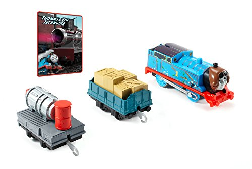 THOMAS AND THE JET ENGINE TRACK MASTER INC COLLECTOR CARD by Fisher-Price