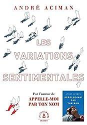 Les variations sentimentales : roman (En lettres d'ancre) (French Edition)