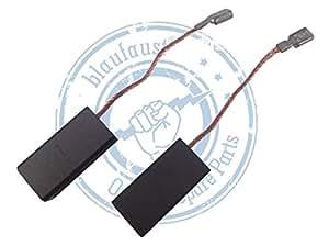 Original blaufaust ® kampfhausen balais de charbon pour duss duax pX pX 46, 48, 96, pX-pK75 pK100 p, p 26 c p/30, 60, p/90