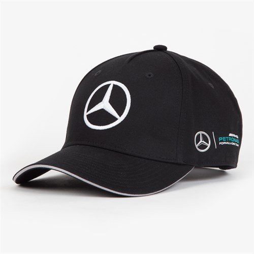 Price comparison product image Official 2017 Mercedes AMG F1 Team Cap - Black