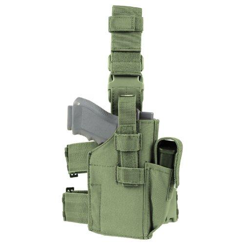CONDOR TLH-001 Tactical Leg Holster OD -
