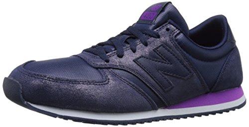 New Balance Wl420, Chaussures Femme bleu violet