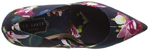 Ted Baker Neevo 3, Escarpins femme Multicolore - Multicolor (Fuchsia)