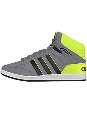 Adidas Hoops Mid K, Zapatillas de Deporte para Niños