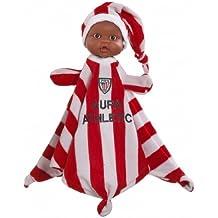Paola Reina - Doudou Athletic Bilbao, muñeca bebé de vinilo, ...