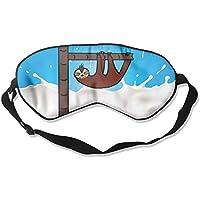 Cartoon 99% Eyeshade Blinders Sleeping Eye Patch Eye Mask Blindfold For Travel Insomnia Meditation preisvergleich bei billige-tabletten.eu