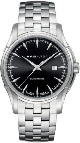 Hamilton Homme Analogique Automatique Montre avec Bracelet en Acier Inoxydable H32715131