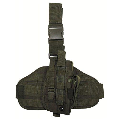 BKL1® Pistolenholster Tiefziehholster BW KSK Bundeswehr Oliv Molle 471