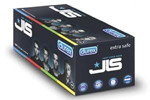 JLS (Durex) Extra Safe 10 Condoms