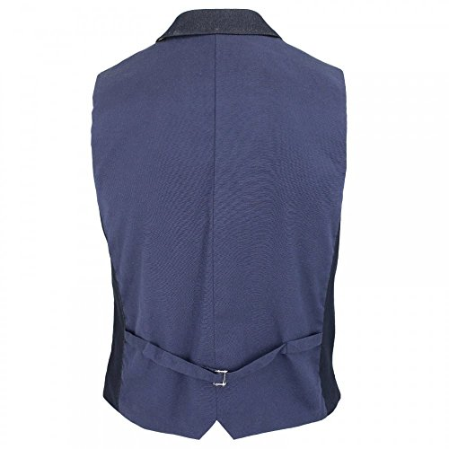Cavani pour homme Nouveau Konan Gilet Uni Bleu marine Bleu Marine