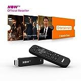 NOW TV Smart Stick con HD e ricerca vocale, con due mesi di abbonamento Intrattenimento.