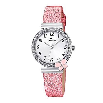 Reloj Lotus Niña 18584/1 Rosa Mariposa de Lotus