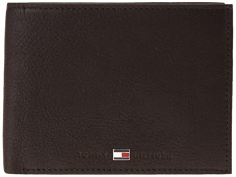 Tommy Hilfiger Johnson CC Flap And Coin Pocket, Portefeuille -