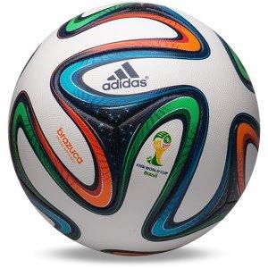 Adidas Brazuca Official Match Ball Soccer Football Standard Size