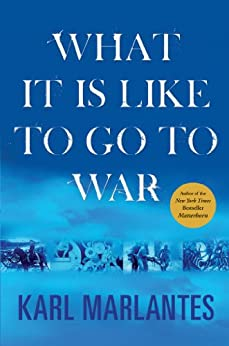 What It Is Like to Go to War von [Marlantes, Karl]