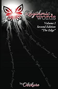 Rhythmic Words, Volume I. Second Edition,The Edge (English Edition) di [Obskure]