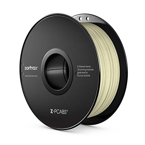 Zortrax 5904730747615Z-ABS Filamento per Stampante 3d, Avorio