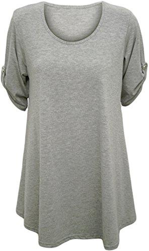 womens-plus-size-flared-donna-lungo-manica-scoop-collo-breve-misure-14-28-grey-46
