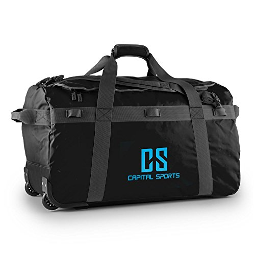 Capital Sports Travel L Bolsa viaje 90l Trolley Cilíndrica