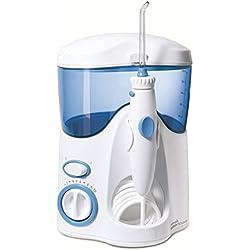 Waterpik irrigador WP-100 - Producto de cuidado dental (Azul, Color blanco)