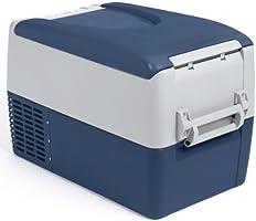 Mobicool FR 35 Kompressorkühlbox für Normal und Tiefkühlung, 12/24 V DC, 230 V AC, A++