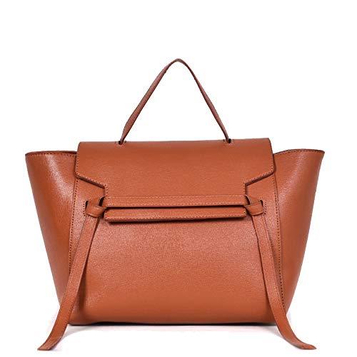 TYUJYT Umhängetasche Einkaufstasche Pu Leder Frauen Handtasche Schultertasche Berühmte Designer Crossbody Taschen (Kostüm Designer Berühmt)