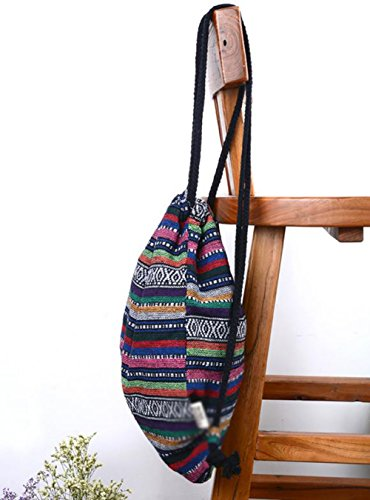 Imagen de laat   de tela para mujeres y niñas con cordones y decoración geométrica, 2 alternativa