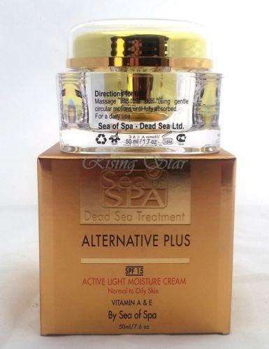 Sea of Spa Dead Sea Minerals alternative plus Crème hydratante Active Light