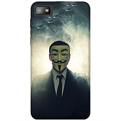 Coque Blackberry Z10 - Anonymous