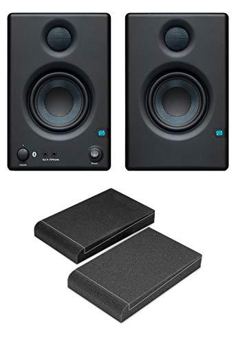 PreSonus Eris E3.5 BT Aktives Studiomonitor-Paar inkl. Absorberplatten