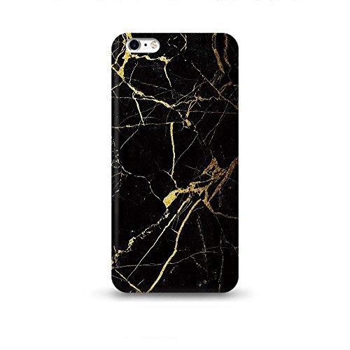 "Qissy®TPU iPhone 6 plus /6S plus Hülle 5.5"" Silikon mit Design Schutzhülle Cover Crystal Case iPhone 6 plus /6S plus Hülle 5.5"" Transparent Marmor gemalt (iPhone6 plus / 6s plus, 14) 14"