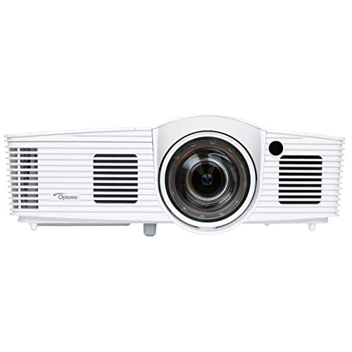 41oH%2BjpH8YL. SS500  - Optoma GT1080E Full HD 1080p Short throw 3000 ANSI Lumens DLP Projector - White
