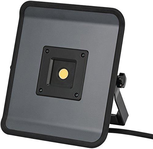 Brennenstuhl Compact LED Light 50W, 1171330502, Schwarz, Grau